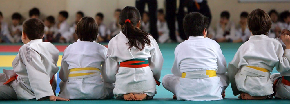 judo bambini