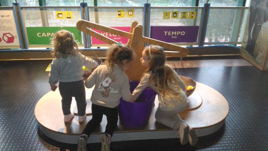 explora museo bambini