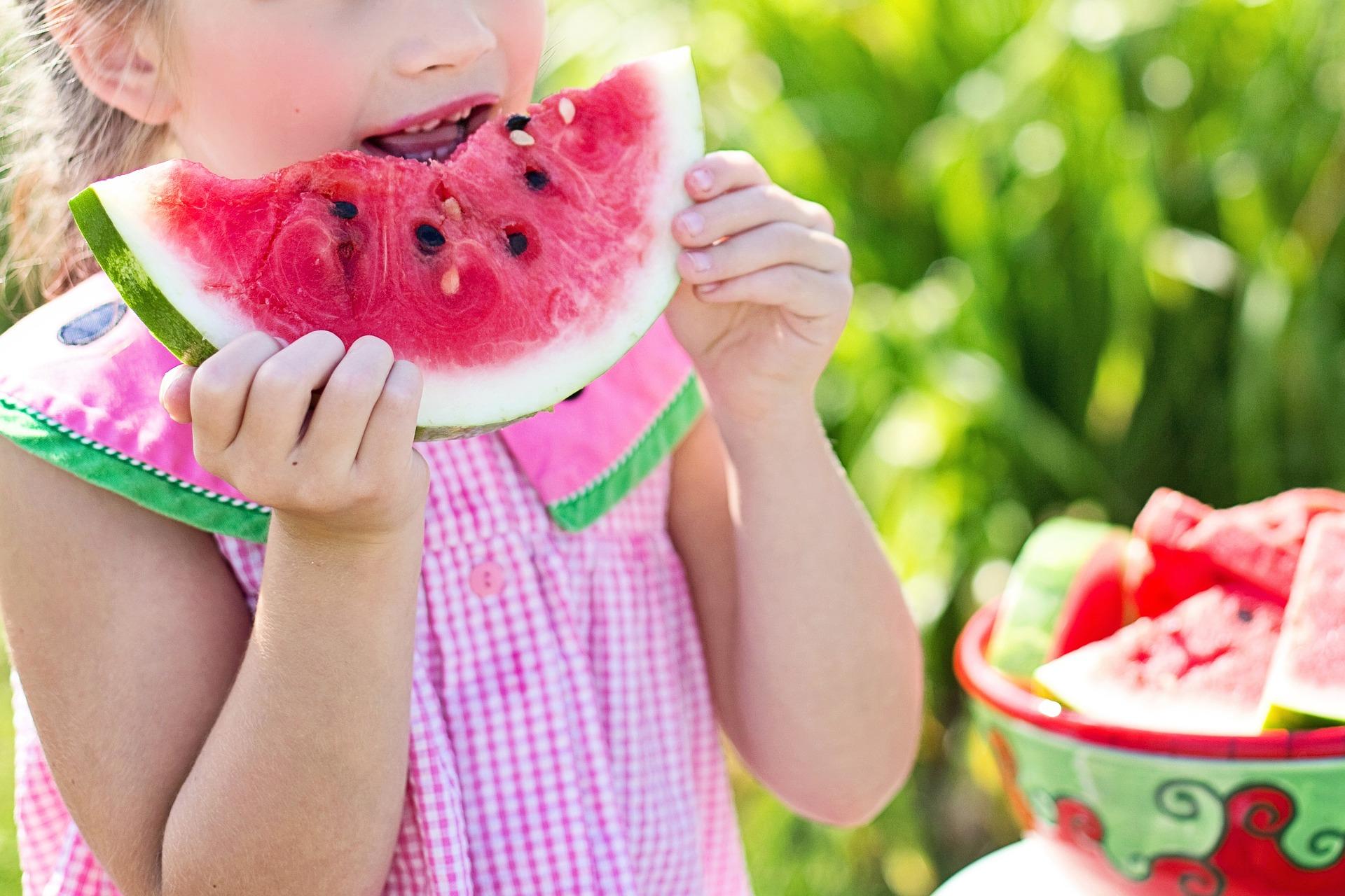 Una sana alimentazione una corretta crescita