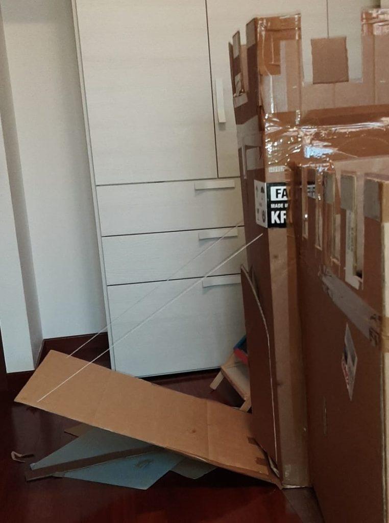 scatola di cartone 1
