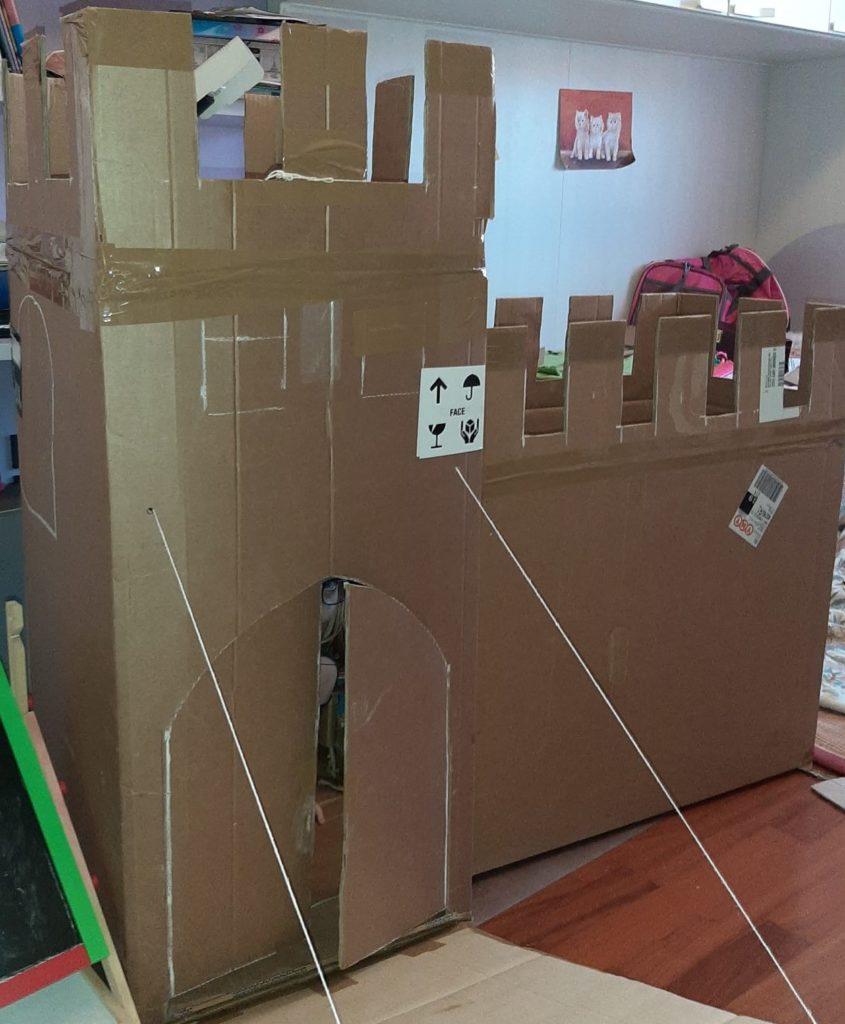 scatola di cartone 2