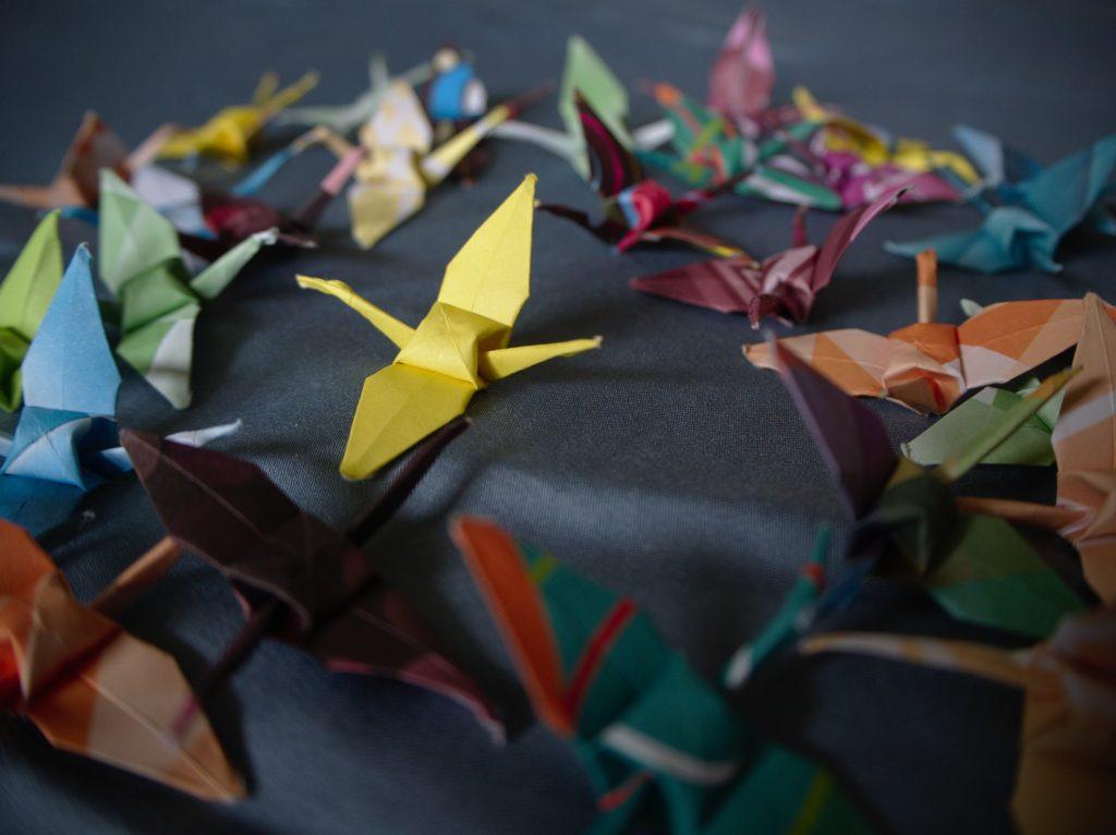 origami attività bambini