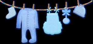 vestire neonato varie stagioni