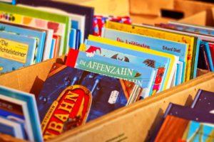 mercatino libri bambini