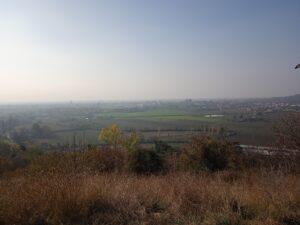 Passeggiata sulle colline di Montorio