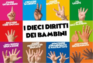 Giornata Internazionale per i diritti di Infanzia e Adolescenza