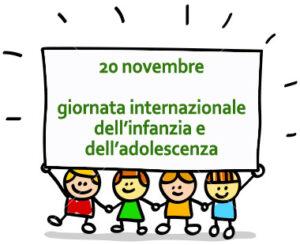 giornata Internazionale dei diritti di Infanzia e Adolescenza.
