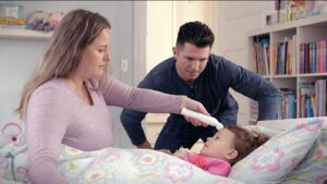 Le convulsioni febbrili nei bambini