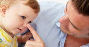 Sangue dal naso nei bambini: cosa fare