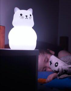 Scegliamo la luce notturna per il nostro bambino