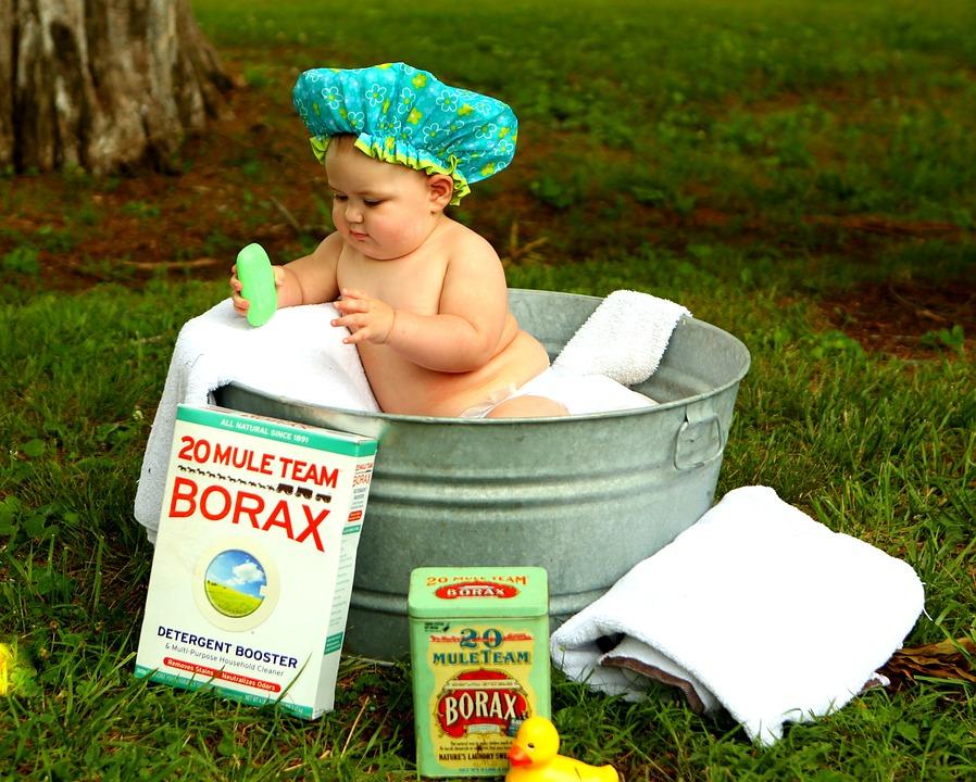 Un bagno per bambini