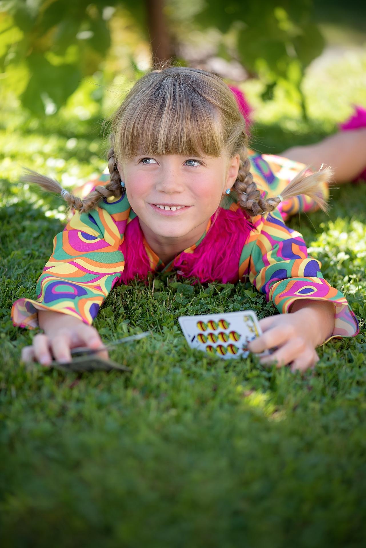 Giochi di carte con i bambini
