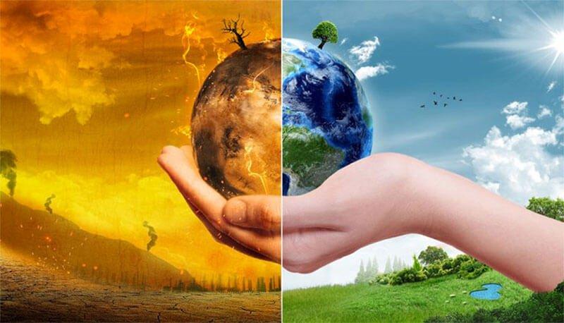 terra inquinamento